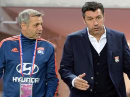 Fournier in Lyon entlassen - Genesio neuer Trainer