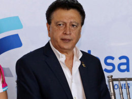 FIFA-Vizepräsident Alfredo Hawit