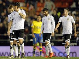 Valencia vs. Las Palmas