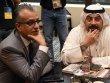 Verliert er seine Unterst�tzer? Scheich Salman (li.).