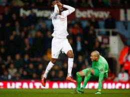 Aus f�r Liverpool: Ogbonna setzt den Lucky Punch