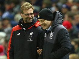 Liverpool zum Wiederholungsspiel - Fener bei Amed