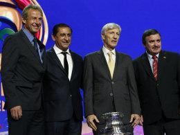 Knifflige Aufgabe f�r Klinsmann bei Copa America