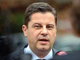 DFL-Boss Christian Seifert.