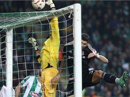 Gomez scheitert mit Besiktas - OM im Halbfinale