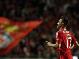 Golden Shoe: Jonas vor Higuain und Cristiano Ronaldo