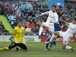 Golden Shoe: CR7 thront mit Jonas -