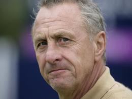 Johan Cruyff: Revolution�r des Fu�balls