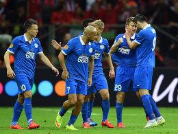 Vorjahresfinalist Dnipro trifft UEFA-Bann