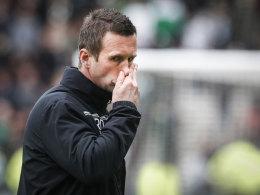Ehrlicher Abschied: Trainer Deila verl�sst Celtic