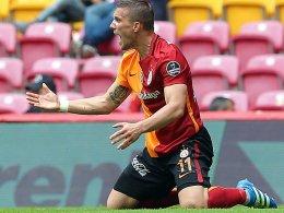 Podolski muss zittern - PSG auf Rekordjagd