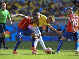 Copa: Vidal nominiert, Neymar verzichtet
