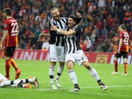 Gomez trifft erneut: Besiktas bleibt oben