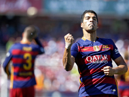 Suarez macht 40 voll - Top Five f�r Lewandowski
