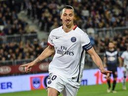 Ibrahimovic verl�sst Paris: