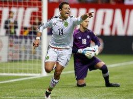 Osorio baut auf Bayers Chicharito