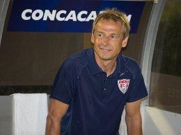 Klinsmann setzt auf Bundesliga-Legionäre