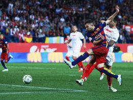 Double-Sieger: Barcelona gewinnt Copa del Rey