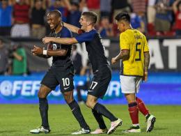 Nagbe l�sst Klinsmann und USA jubeln