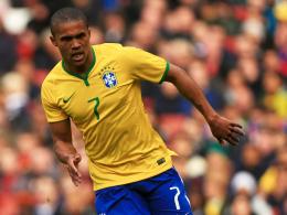 Aus f�r die Copa America: Douglas Costa vom FC Bayern wurde aus Brasiliens Kader gestrichen.