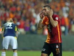 Pokalheld Podolski: Neues Selbstvertrauen f�r die EM