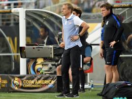Auftaktpleite f�r Klinsmann und die USA - Bangen um James