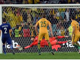 Australiens Joker Leckie sticht sp�t