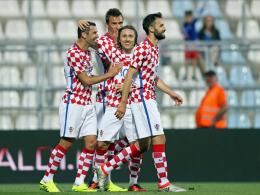 10:0! Kroatien in Torlaune - Frankreich in EM-Form