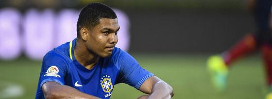 Enttäuschung nach dem großen Highlight: Mit Real gewann Casemiro die Königsklasse, der Start mit Brasilien ging daneben.