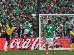 Chicharito setzt Osorio-Serie fort - Suarez tobt auf der Bank