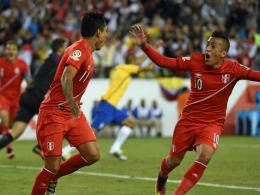 Handtor! Brasilien fliegt aus der Copa