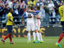 USA im Halbfinale - Klinsmann w�tet:
