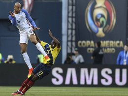John Anthony Brooks gegen Enner Valencia