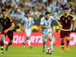 Finalfluch? Albiceleste setzt auf Hipster-Messi