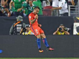 Nur 7:0? Gegen Kolumbien