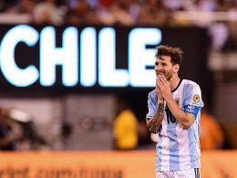 Pr�sident inklusive: Alle wollen Messi zur�ck!