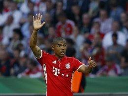 Douglas Costa fliegt nach Rio - und fehlt den Bayern
