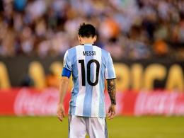 Spielt Messi weiter f�r Argentinien?