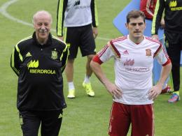 Casillas und del Bosque begraben das Kriegsbeil