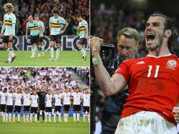 DFB-Team bleibt hinter Belgien - Wales vor England