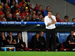 Wilmots nicht mehr Belgiens Nationaltrainer