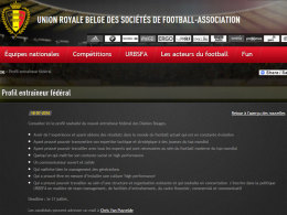 Klares Profil: Acht Stichpunkte zum neuen Coach.