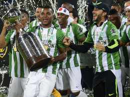 Held Borja: Atletico Nacional holt Copa Libertadores