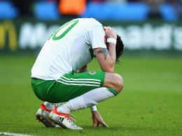 Unerlaubte Wette: FA klagt Lafferty an