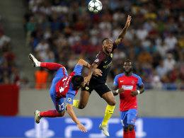 Erzrivale manipuliert Steaua-Choreo gegen ManCity