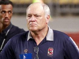 Hat genug von Ägypten: Trainer Martin Jol.
