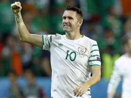 Irlands Rekordspieler Keane h�rt auf