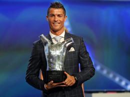 Cristiano Ronaldo: Authentisch, ehrlich, entspannt