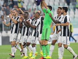 LIVE! N�chstes Topspiel: Schl�gt Juve auch Lazio?