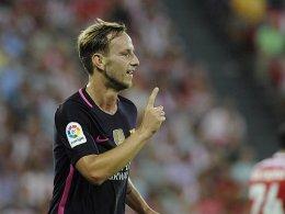 Barca: Knappes 1:0 bei ter-Stegen-Einstand